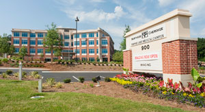 New Woodstock office of The Kaufmann Clinic, Internal Medicine